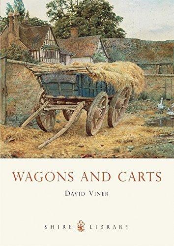 Wagons and Carts (Shire Library) by David Viner (2009-04-21)