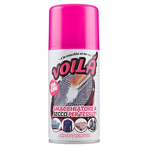 Voila' Smacchiatore per Tessuti Spray, 200ml