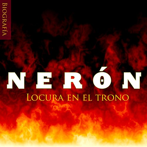 Nerón [Nero] audiobook cover art