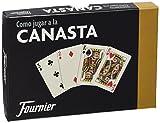 Fournier - Como Jugar a la Canasta, Conjunto de Juego (F21713)
