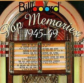 Billboard Pop Memories: 1945-1949