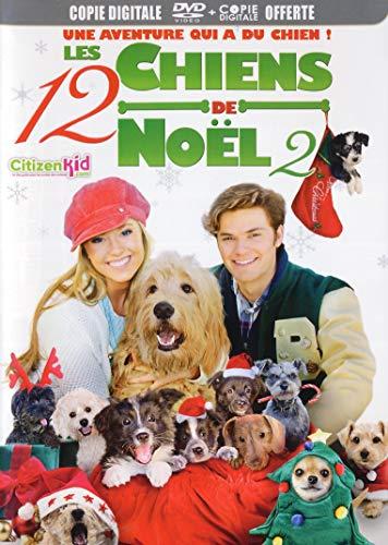 Les 12 chiens de Noël 2 [Francia] [DVD]