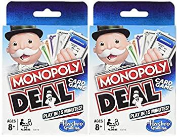 Hasbro Monopoly Deal Two Pack