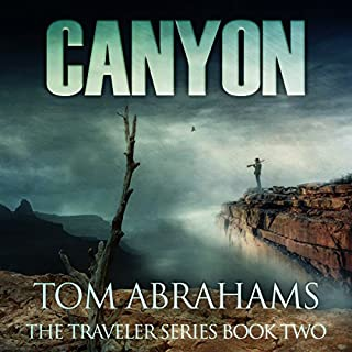 Canyon audiobook cover art