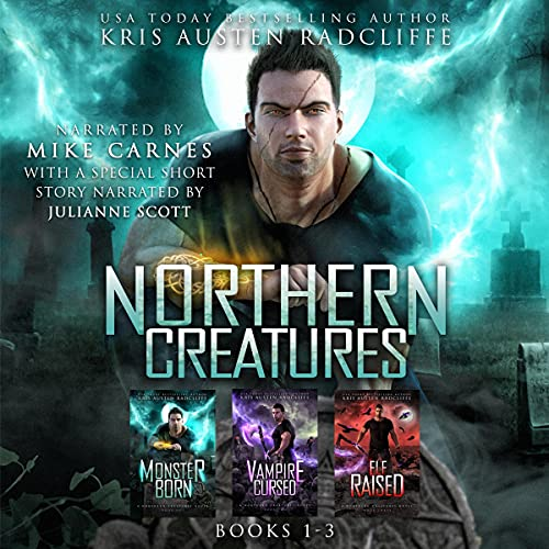 Northern Creatures Box Set One cover art