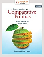 MindTap Political Science, 1 term (6 months) Printed Access Card for Kesselman/Krieger/Joseph's Introduction to Comparative Politics: Political Challenges and Changing Agendas, 8th