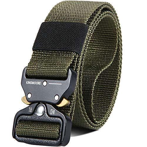 KingMoore Men's Tactical Belt