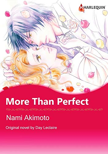 MORE THAN PERFECT(colored version): Harlequin Comics (English Edition)