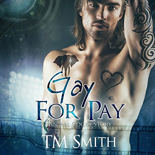 Gay for Pay audiobook cover art