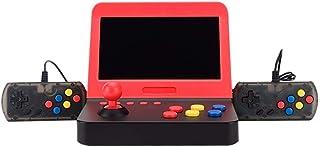 hook.s HD de Pantalla Grande Arcade Palma Consola de Juegos Integrado de 8 simuladores de máquinas recreativas de 7 Pulgadas