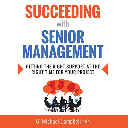 Succeeding with Senior Management audiobook cover art