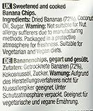 Amazon Marke - Happy Belly Bananenchips, 7x100 g - 4