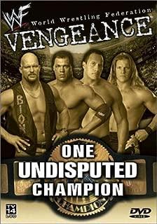 WWF Vengeance 2001: One Undisputed Champion
