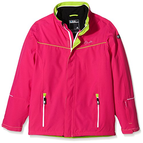 Dare 2b Kinder Skijacke Exclaim, Kinder, Electric Pink, 11-12 Jahre