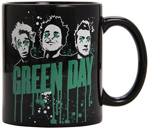 Green Day - Drips Boxed Mug - Tasse im Geschenkkarton