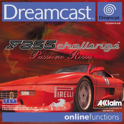 Dreamcast - F355 Challenge: Passione Rossa