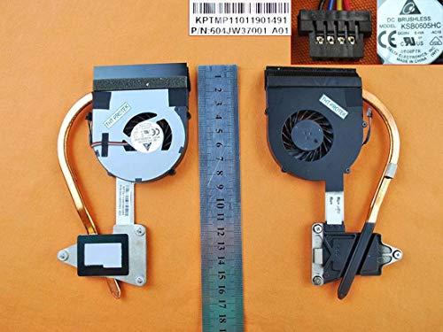 Kompatibel für Lenovo B560, V560, V565, B565 Lüfter Kühler Fan Cooler mit Kühlkörper