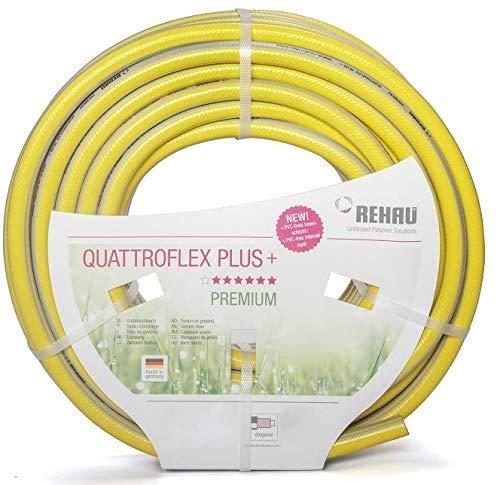 REHAU Premium tuinslang Quattroflex Plus+ 3/4 inch. 50m multicolor