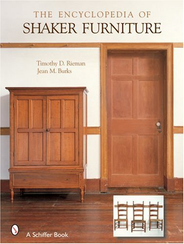 Image OfThe Encyclopedia Of Shaker Furniture