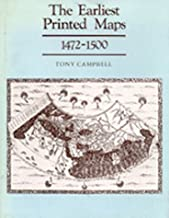 The Earliest Printed Maps 1472-1500