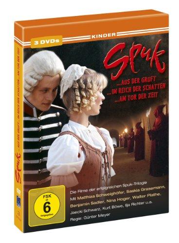 Spuk-Trilogie (Spuk aus der Gruft/Spuk im Reich der Schatten/Spuk am Tor der Zeit) (3 DVDs)