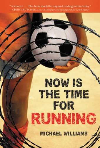 Now Is the Time for Running (English Edition