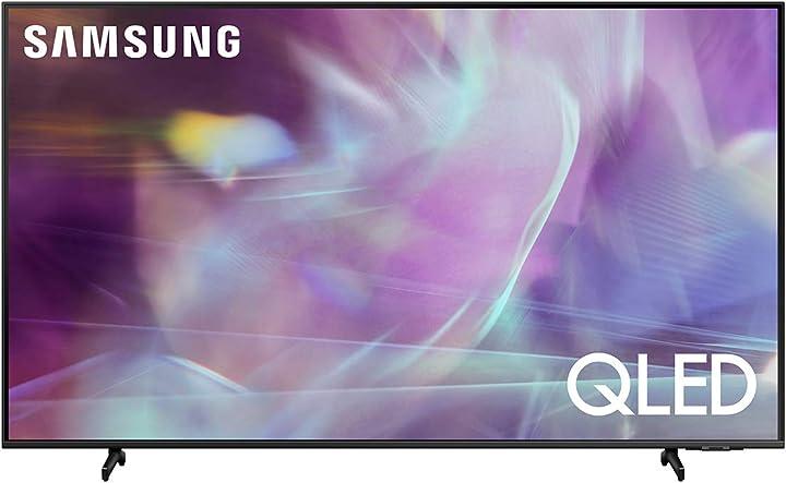 Smart tv 55 pollici samsung tv qled serie q60a modello q65a qled 4k uhd alexa integrato grey 2021 dvb-t2 B091Q69C2B