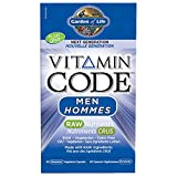 Garden of Life Vitamin Code Men RAW Nutrients 60 Cápsulas Vegetarianas Ultrazorbe 60 g