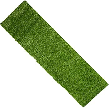 Juvale Artificial Grass Party Table Runner 17 x 59 Inches