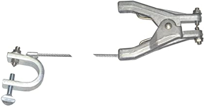 Lind Equipment LE60HCS-72 Static Grounding Assembly, REB clamp, 3/4