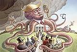 Close Up The Nightmare Poster Donald Trump (91,5cm x 61cm)