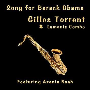 Song for Barack Obama