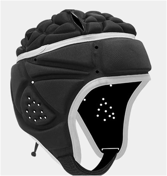 Air Rugby Headguards,Soft Helmet Scrum Cap,Lightweight Full Head Protection 7v7 Flag Football Headgear for Youth,Kids and Adult. : Sports & Outdoors