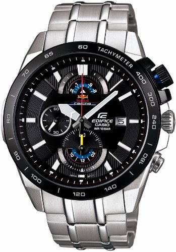 カシオCASIO 腕時計 EDIFICE エディフィス Red Bull Racing タイアップモデル 【数量限定】 EFR-520RB-1AJR メンズ