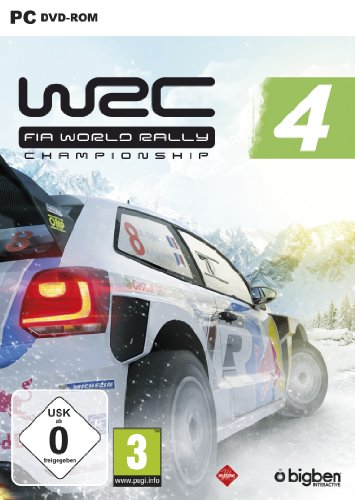 WRC 4 - World Rally Championship - [PC]