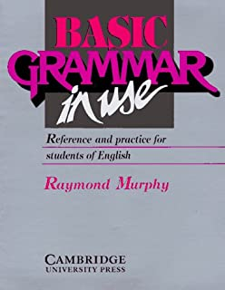 Basic Grammar in Use Student's book: Reference and Practice for Students of English