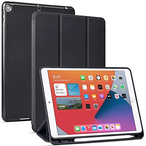 Funda Migeec para iPad de 10,2 Pulgadas (7.a generación 2019) Función Auto...