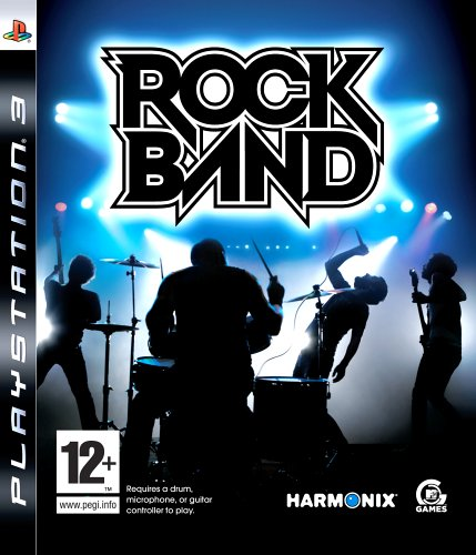 Rock Band - Game Only [UK Import]