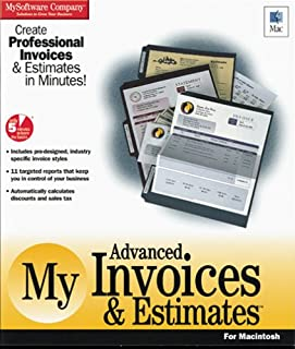 My Advanced Invoices Estimates