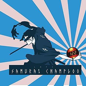 Samurai Champloo Lo Fi