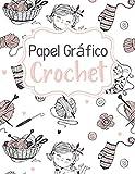 Papel Gráfico Crochet: Simple Costurera de Diseño Cuaderno | Bitácora para dibujar y crear sus patrones para adultos y niños | Ayudante de Artesano ... cumpleaños para los bordadores y diseñadores