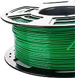 Stronghero3D Filament pour imprimante 3D FDM Vert 1,75 mm 1 kg Précision de +/- 0,05 mm