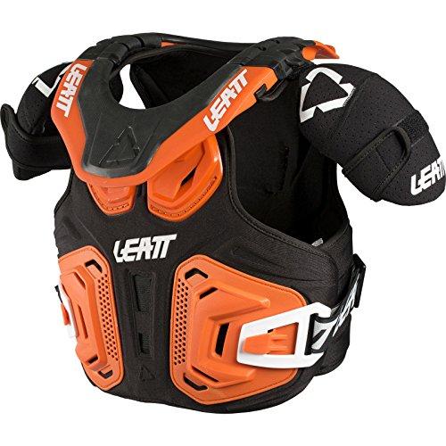 Leatt Kids Brustpanzer Fusion 2.0 Orange Gr. S/M