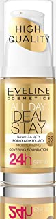Eveline - COVERAGE FOUNDATION ALL DAY IDEAL STAY NO. 83 G. SAND 30ML