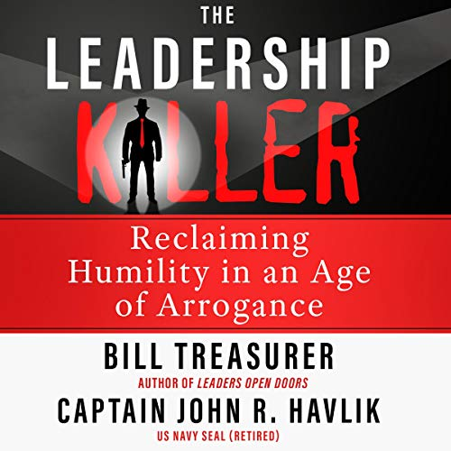 The Leadership Killer audiobook cover art