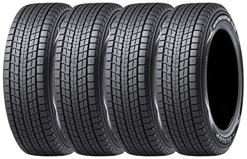 【4本セット】 16インチ ダンロップ(Dunlop) スタッドレスタイヤ WINTER MAXX SJ8 175/80R16 新品4本