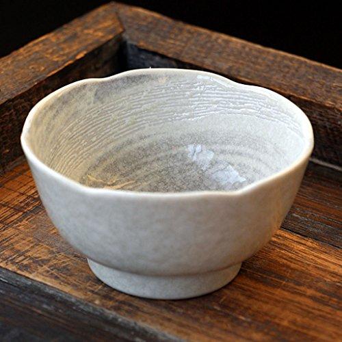 Bols à pâtes Vaisselle en céramique Mino-burning bol de riz petit bol bol de couleur underglaze vaisselle de ménage exquis saladier Bols mélangeurs (Color : I, Size : 11.5 * 6CM)
