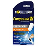 Compound W Freeze Off Plantar Wart Remover Kit, 8 Applications