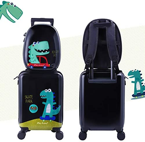 Childrens trolley suitcase _image1