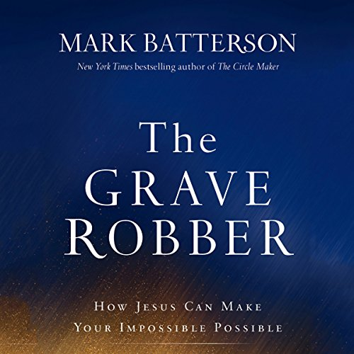 The Grave Robber audiobook cover art
